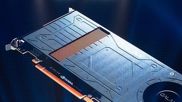 Galax: Die erste GeForce GTX 1070 mit nur einem Slot Höhe