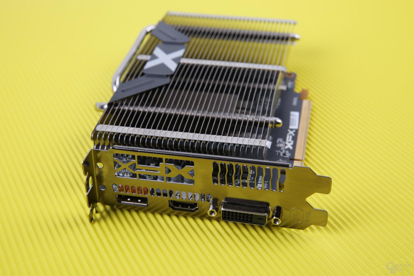 XFX Radeon RX 460 Passive Heatsink Edition