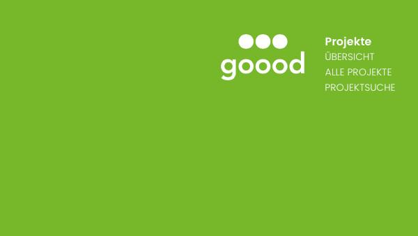 goood: LTE-Tarif für monatlich 10 Euro inklusive 10 Prozent Spende