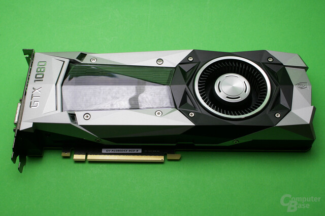 GeForce GTX 1080 Founders Edition