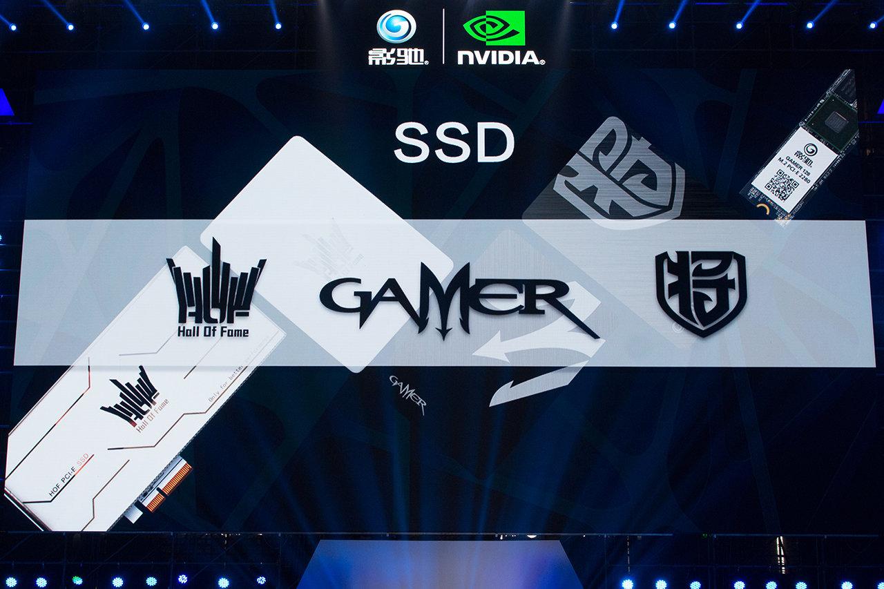 Galax mit neuer SSD-Reihe: Gamer