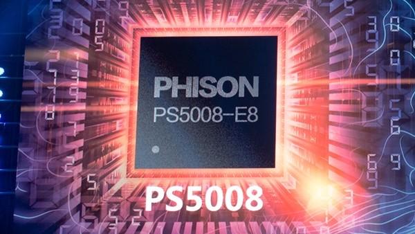 Galax Gamer: SSD-Module mit Phison PS5008 und PCIe 3.0 x2
