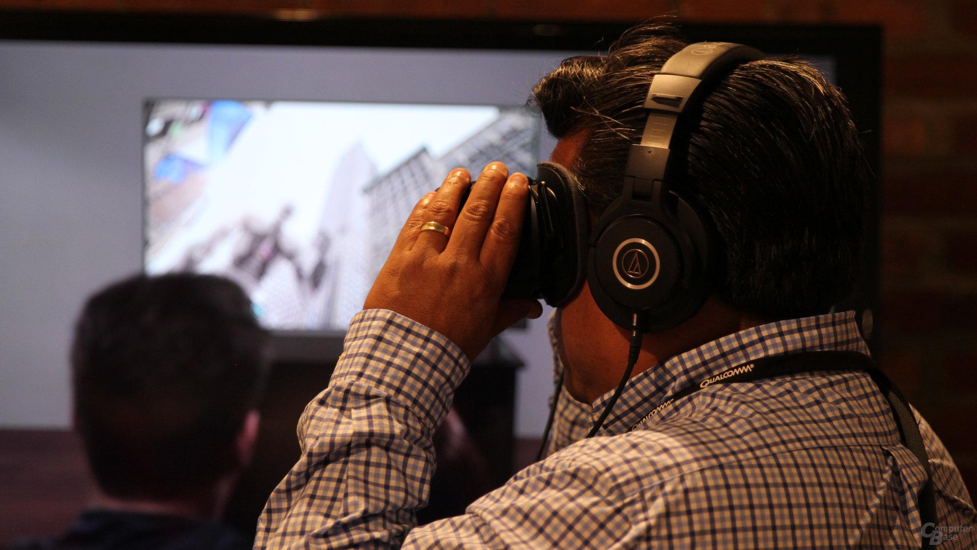 VR wird ausgereifter, AR noch in den Kinderschuhen