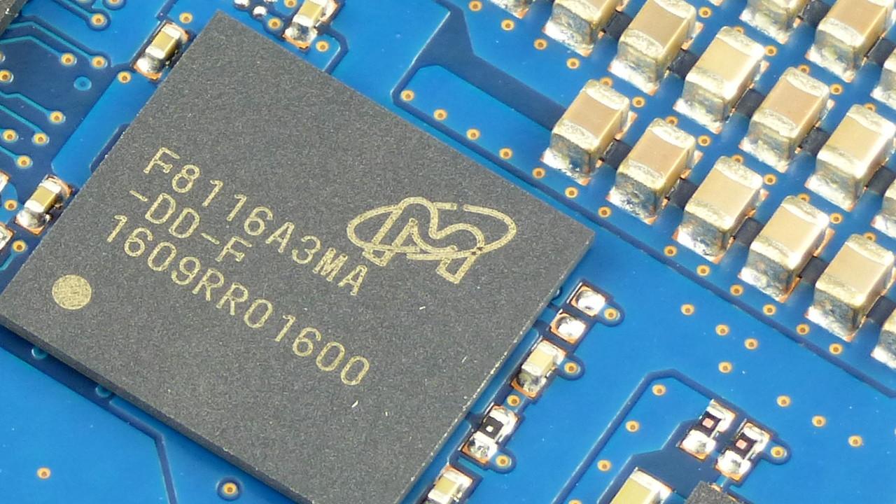 Micron: Hohe Nachfrage und steigende DRAM-Preise treiben Umsatz