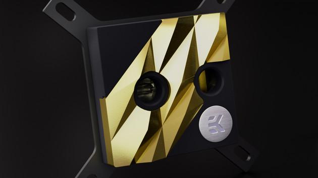 EK Supremacy Evo 10th Anniversary: Limitierte Sonderauflage des CPU-Wasserkühlers