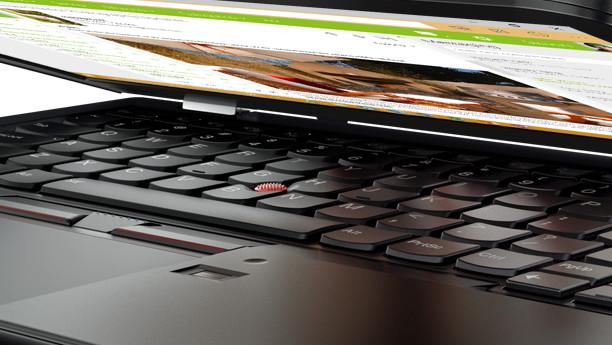 Neue ThinkPads: Mit Intel Optane, besseren Touchpads und in Silber
