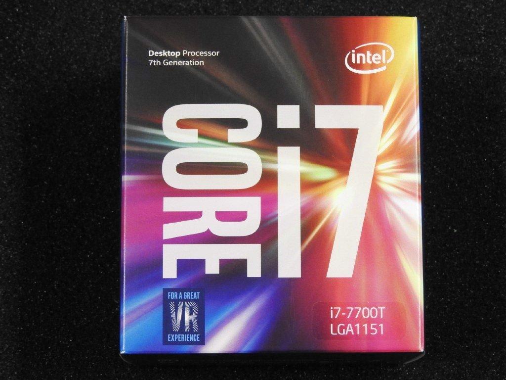 Intel Core i7-7700T Boxed