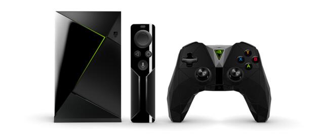 Neue Nvidia Shield Konsole