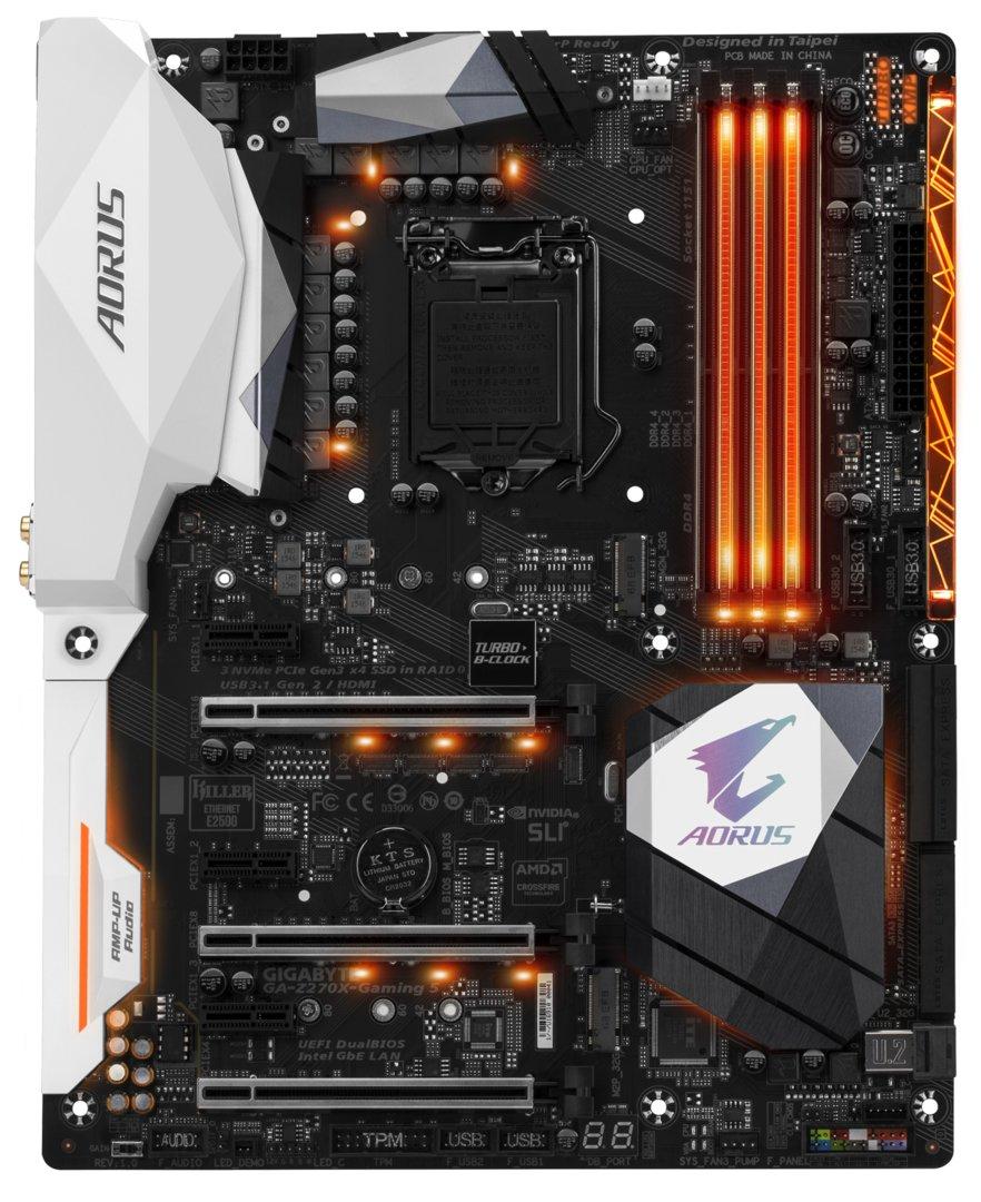 Gigabyte GA-Z270X-Gaming 5