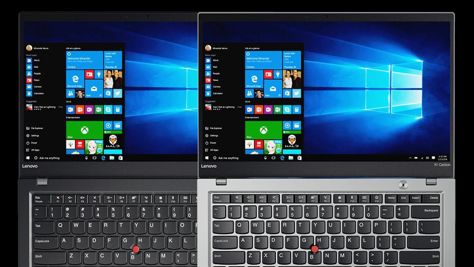 ThinkPad X1 Carbon 2017: Lenovo drückt 14 in 13Zoll und spart nicht mit Anschlüssen