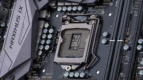 Asus ROG Maximus und Strix: Mit Z270-Chipsatz legt Asus den Fokus auf M.2-Kühlung