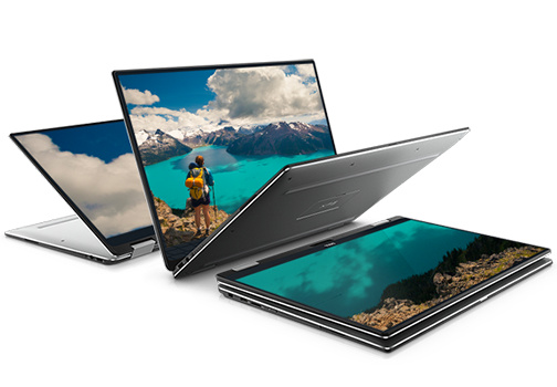 Dell XPS 13 (9365) 2-in-1