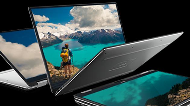 Dell: XPS 13 als 2-in-1 mit 360-Grad-Scharnier nutzt Core M