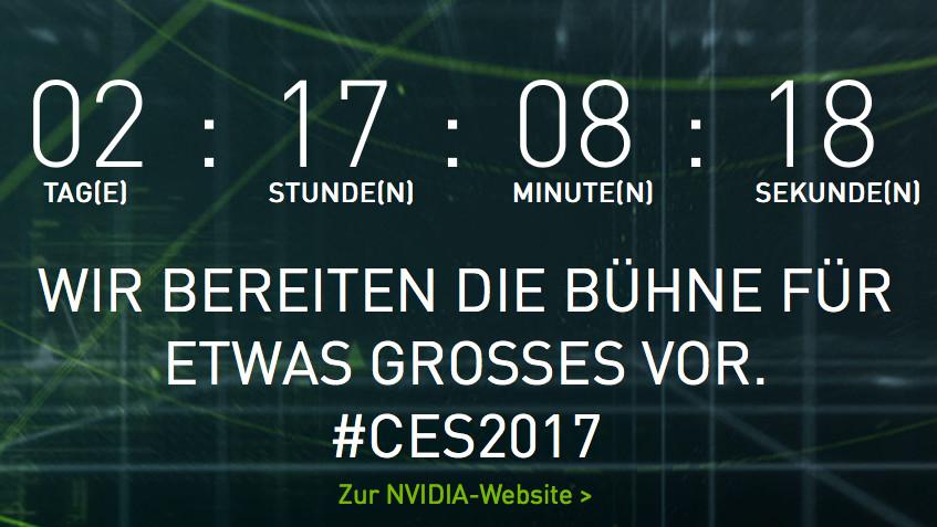 """GeForce GTX 1080 Ti: Nvidia kündigt """"etwas Großes"""" an"""