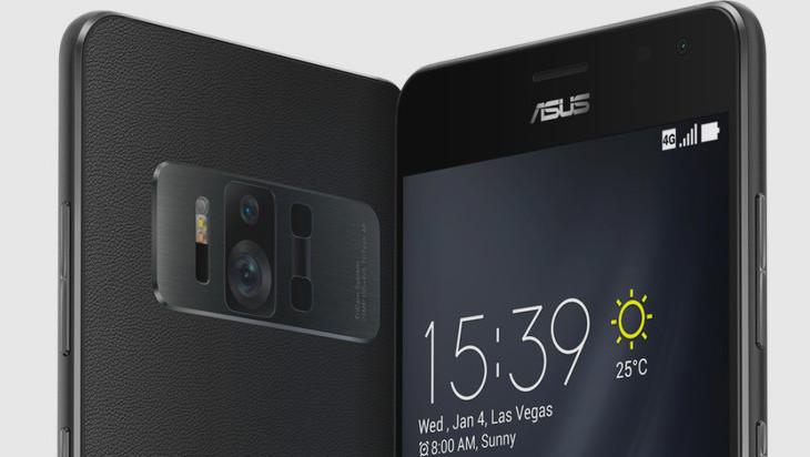 Asus ZenFone AR: Smartphone für Project Tango und Daydream