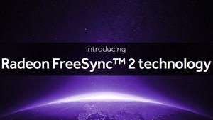 AMD: FreeSync 2 vereint Adaptive Sync und LFC mit HDR