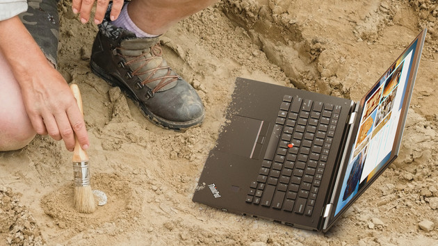 Thinkpad X1 Yoga: Lenovos Convertible setzt auf Kaby Lake und Thunderbolt3