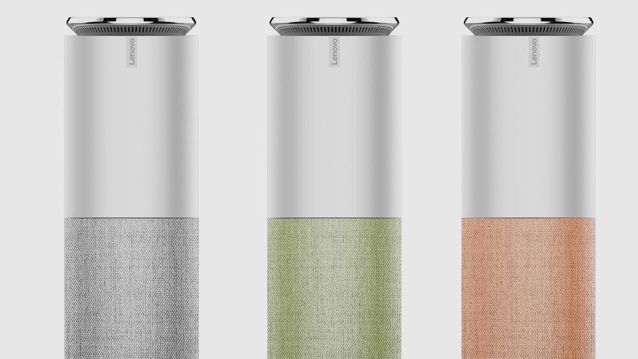 Smart Assistant: Lenovo baut eigenen Echo mit Amazon Alexa