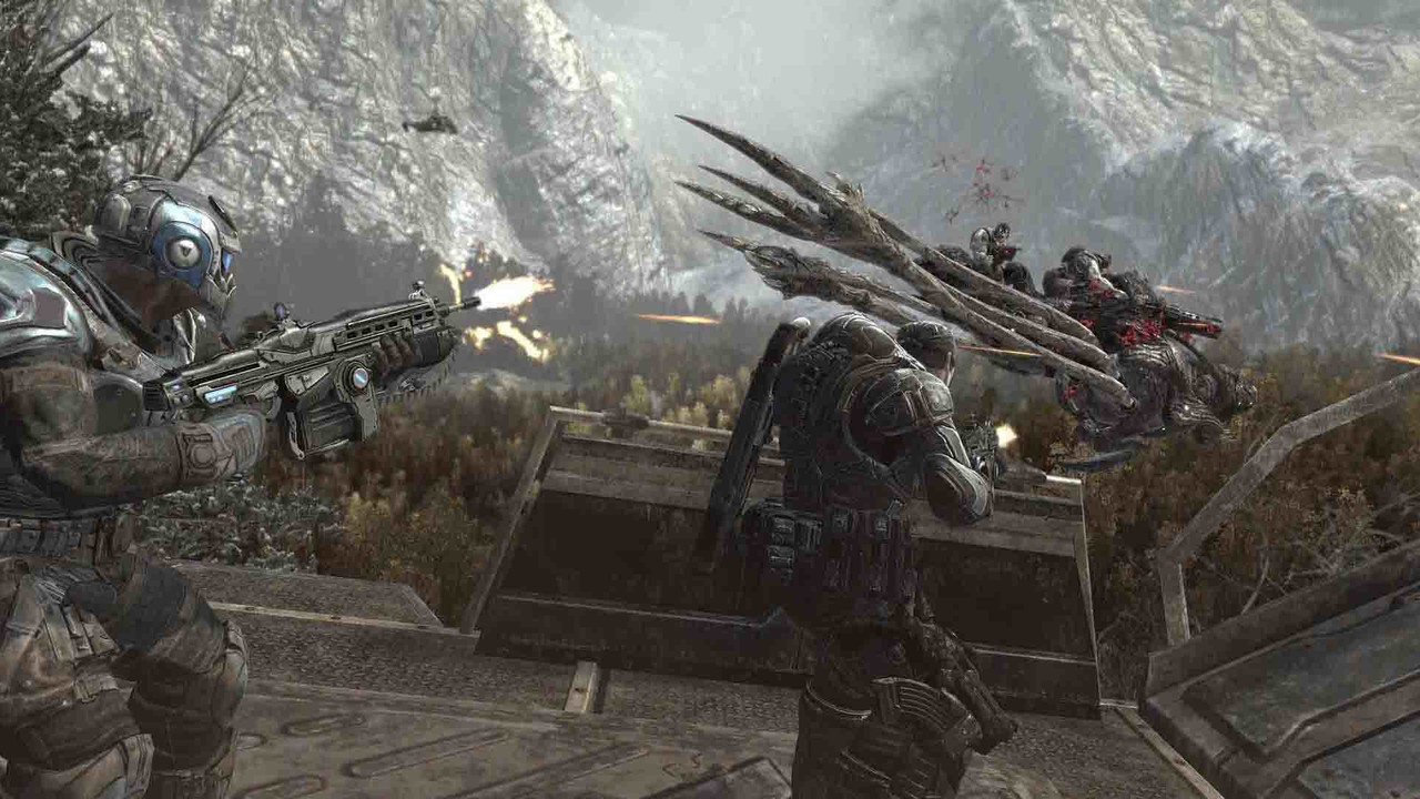 BPjM: Gears of War 2 nicht mehr indiziert