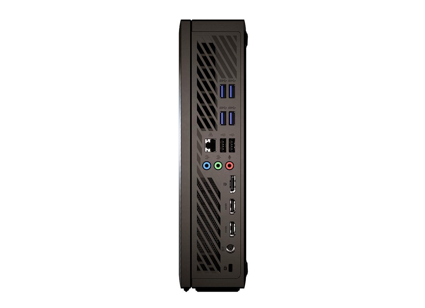 Der VivoPC X mit Kaby Lake-H und GeForce GTX 1060