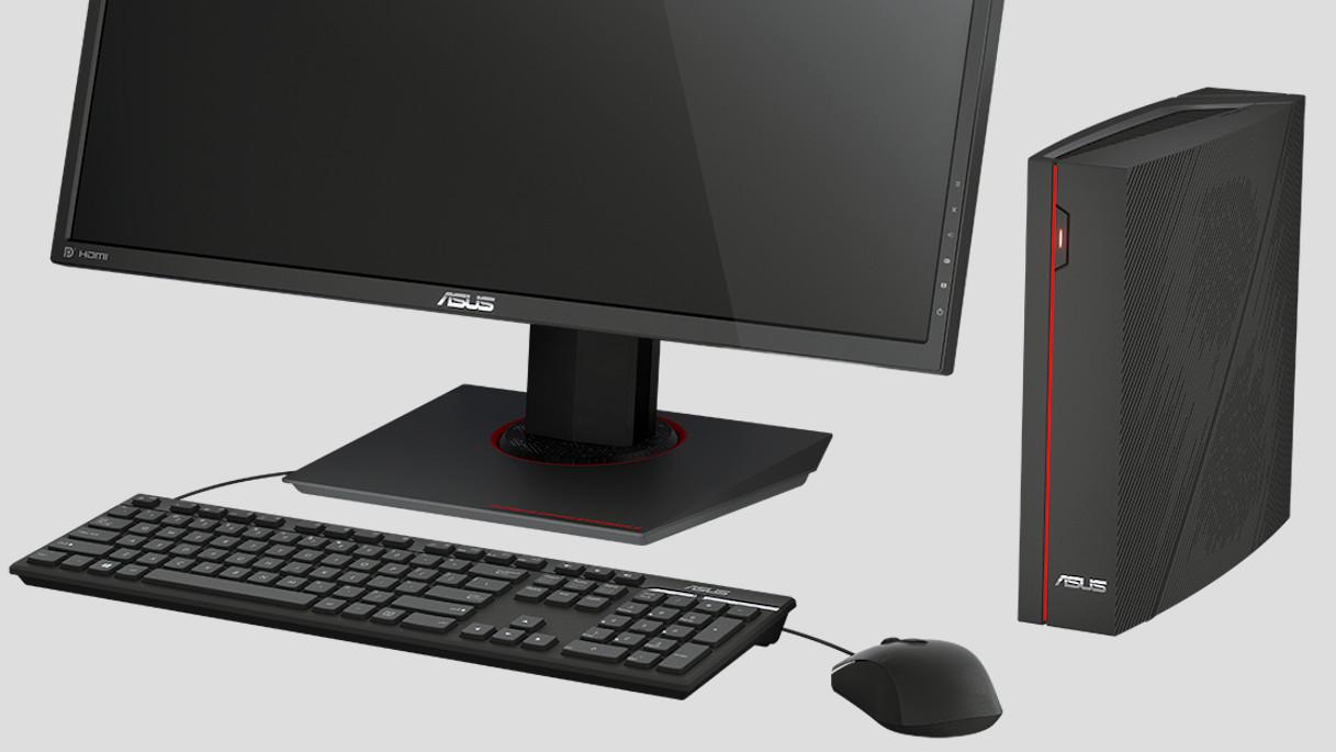Asus VivoPC X: Mit Kaby Lake-H und Pascal in Konkurrenz zur Zbox Magnus
