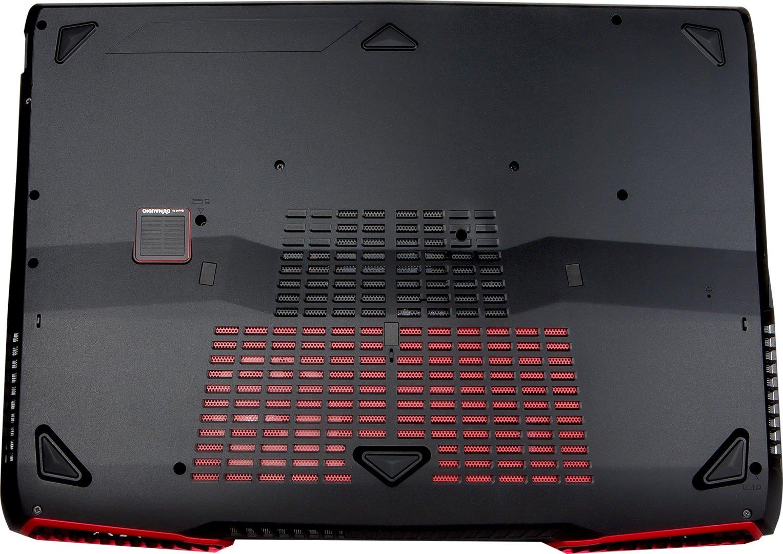 MSI GT83VR Titan mit optionalem Core i7-7920HQ