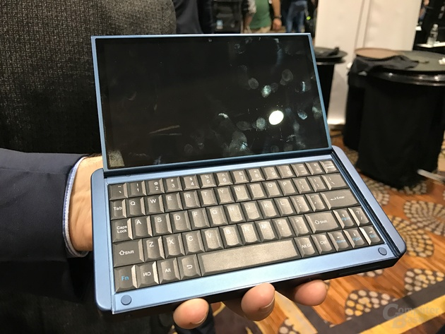 GraalPhone als Notebook
