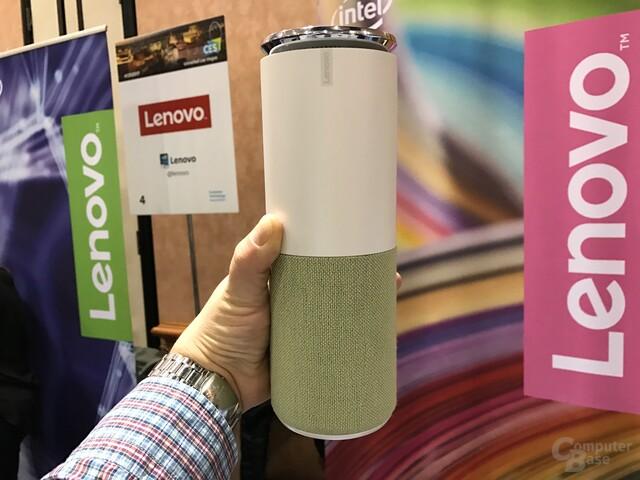 Lenovo Smart Assistant mit Amazon Alexa