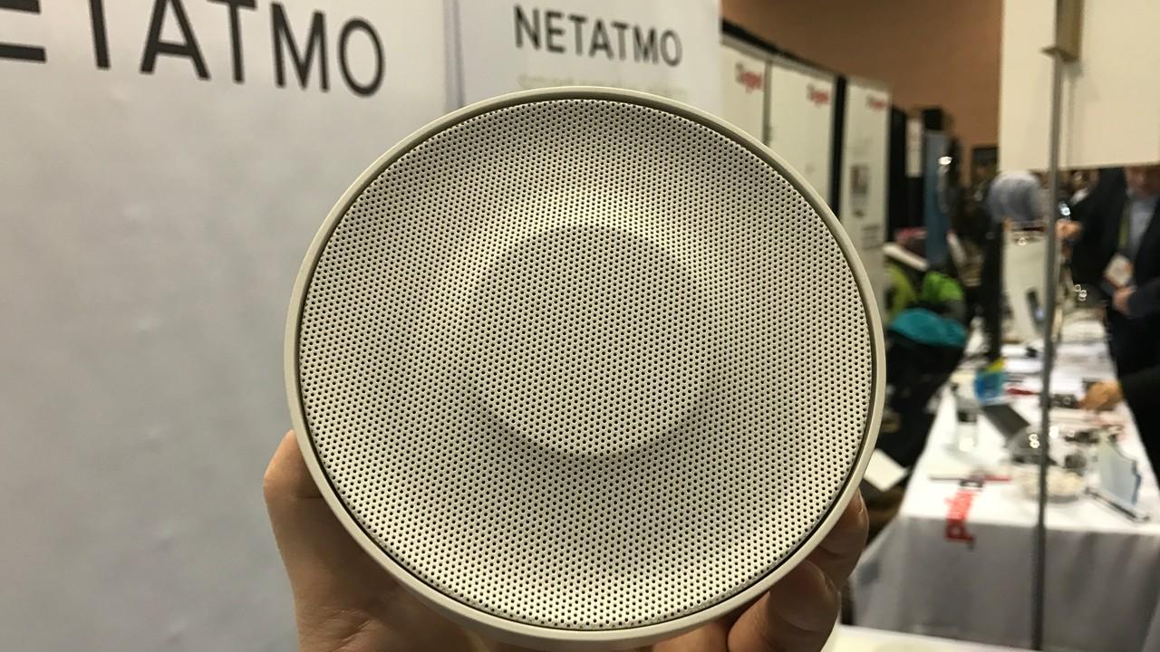Smart Home: Netatmo mit smartem Rauchmelder und Alarmsirene