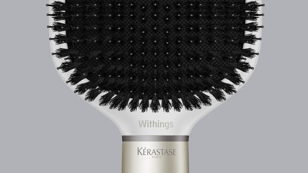 Kérastase Hair Coach: Smarte Bürste analysiert Haargesundheit