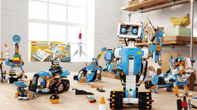 Lego Boost: Neuer Roboterbausatz für Kinder erscheint im August
