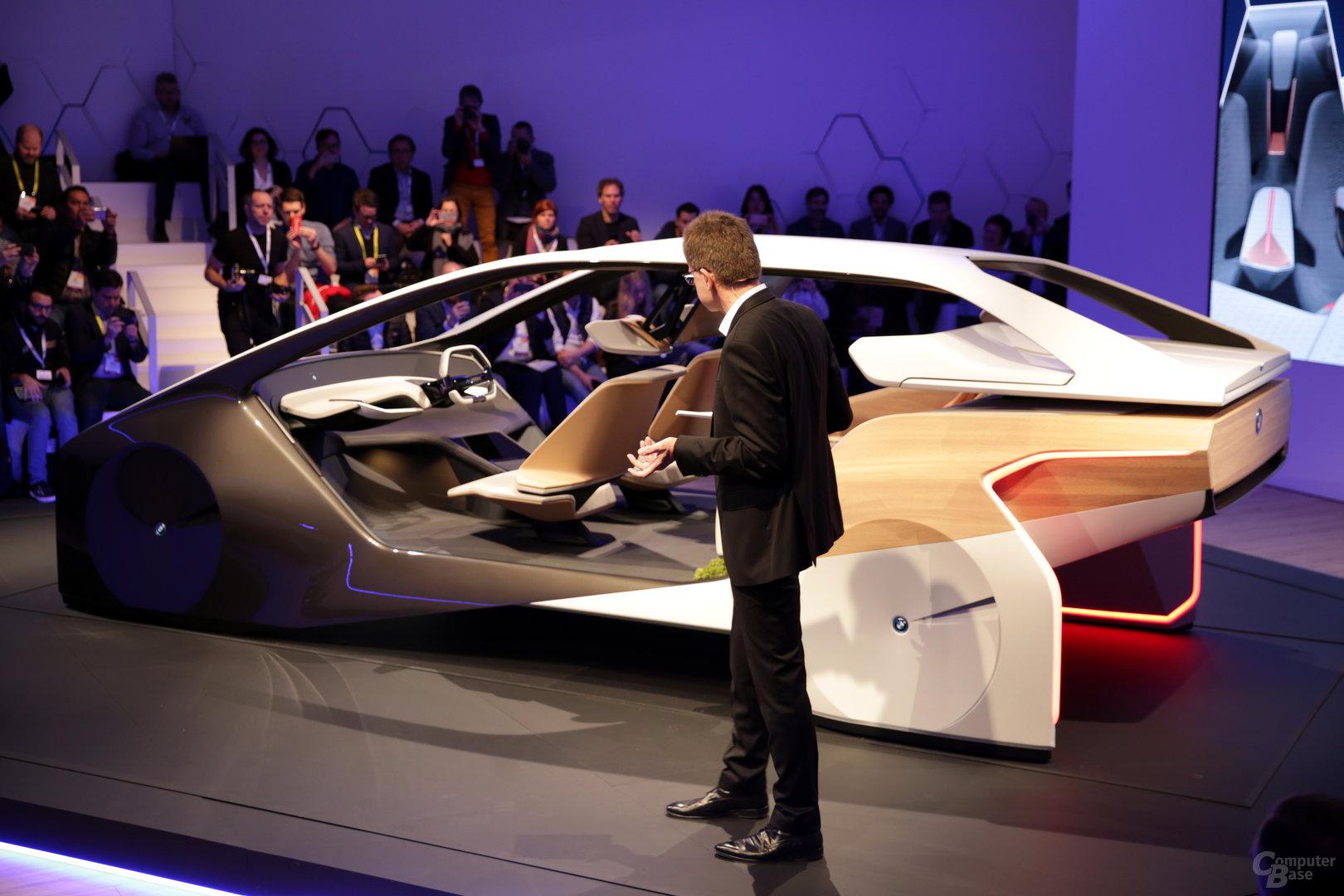 """BMW-Studie """"i Inside Future"""""""