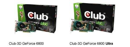 nVidia Karten von Club-3D