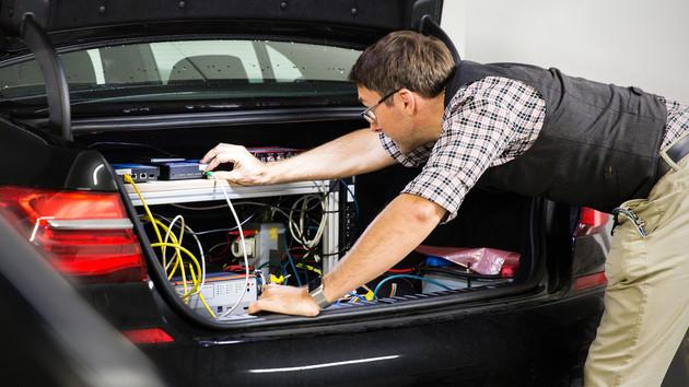 Autonomes Fahren: BMW, Intel und Mobileye mit ersten Testfahrten noch 2017