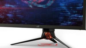 Asus ROG Swift PG27UQ: Erster Monitor mit UHD bei 144Hz, DP 1.4 und G-Sync HDR