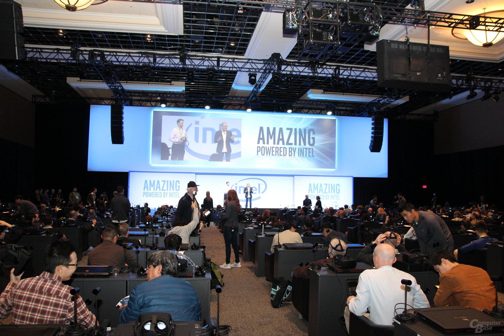 260 Pressekonferenz-Plätze mit VR