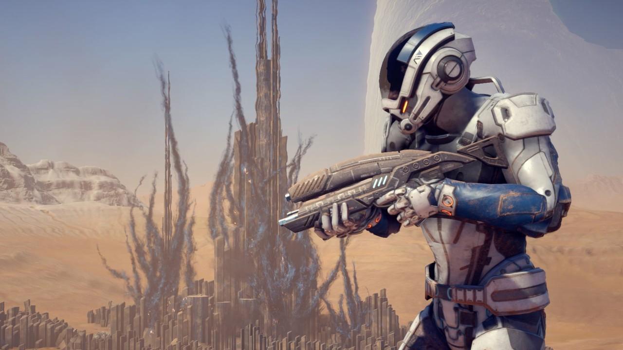 Erscheinungstermin: Mass Effect: Andromeda ab 21. März im Handel