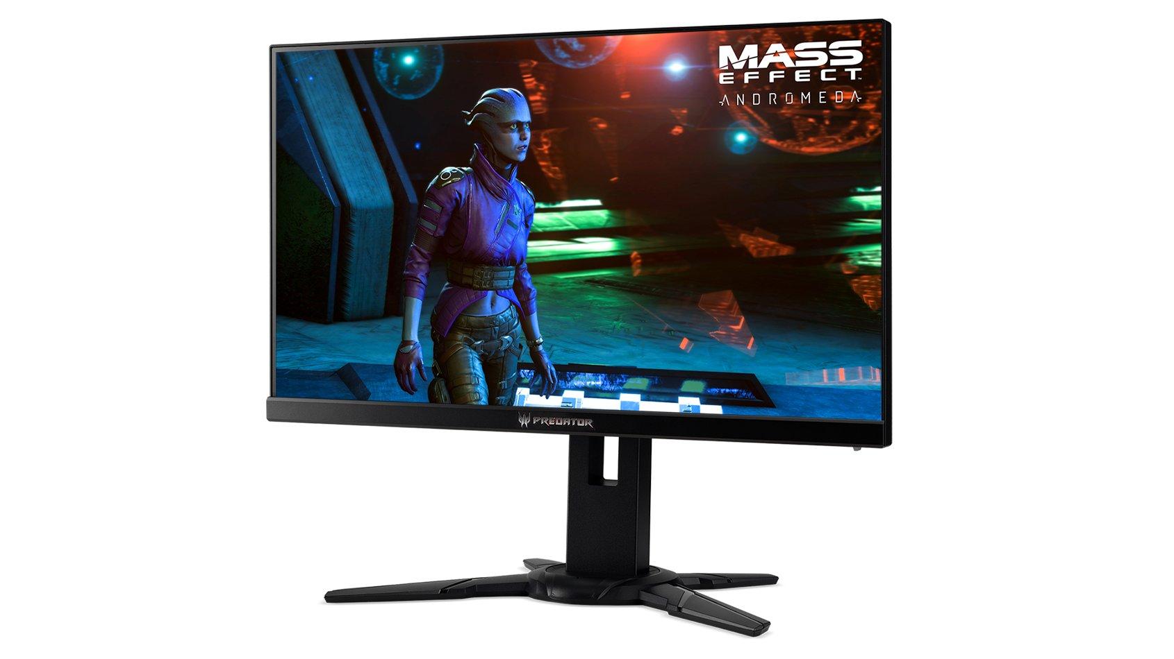 "Acer Predator mit ""G-Sync HDR"""
