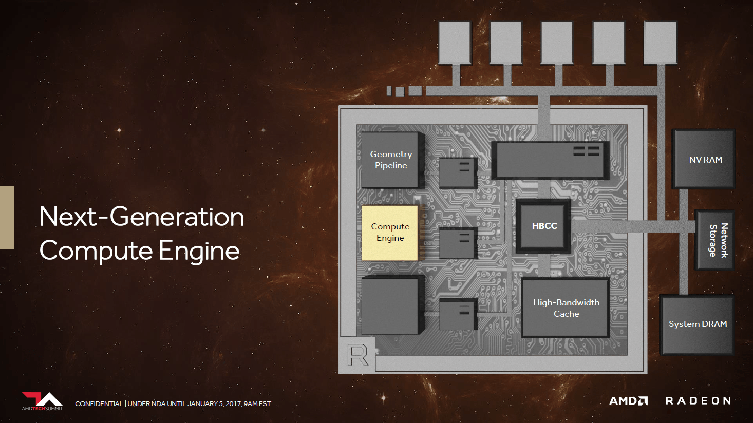Vega mit neuer Compute Engine