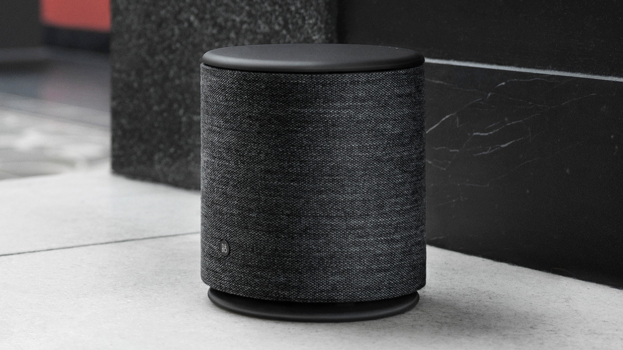 Beoplay M5: Sonos-Konkurrent wird per Alu-Scheibe gesteuert