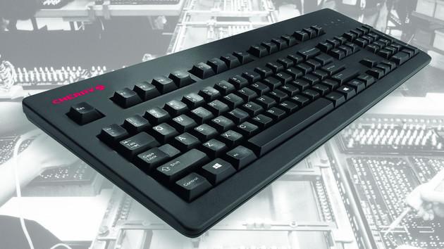 Cherry MX Board Silent: Die G80 erhält rote und schwarze Silent-Taster