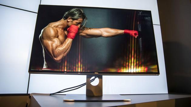 UP3218K: Dell präsentiert ersten 8K-Monitor für 5.000 Dollar