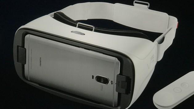 Mobile Virtual Reality: Huawei VR wird zu Google Daydream kompatibel