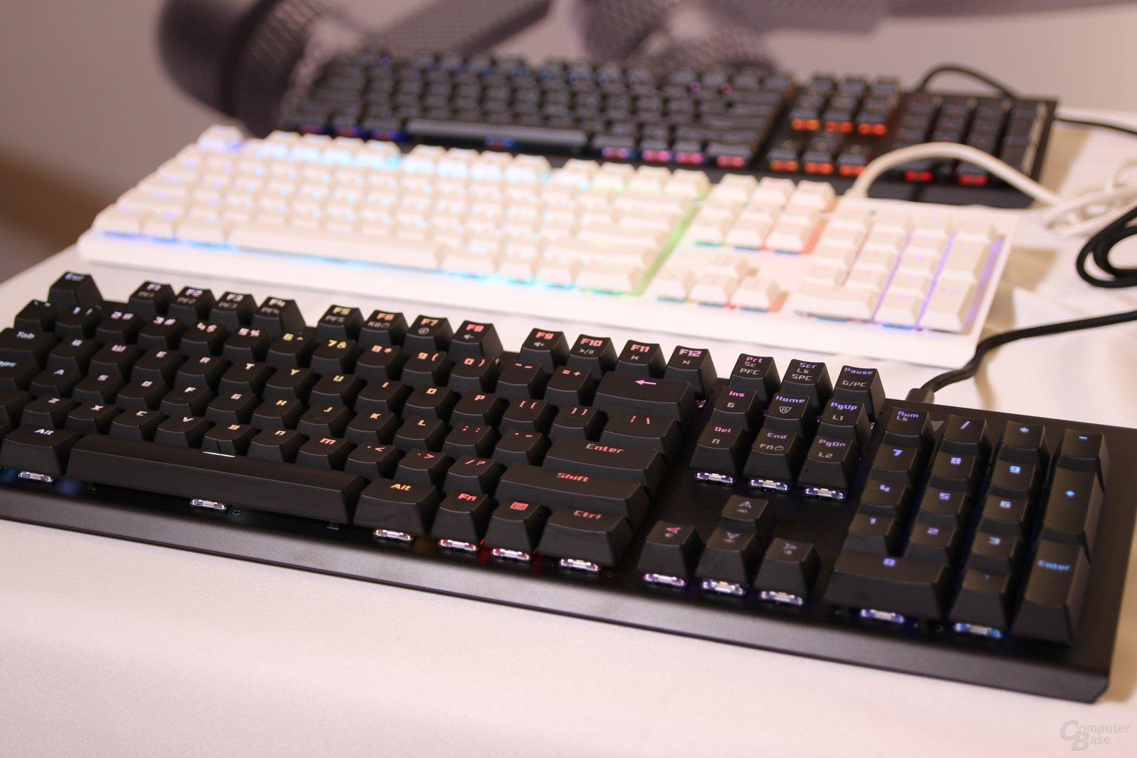 Tesoro GRAM SE Spectrum Optical Gaming Keyboard