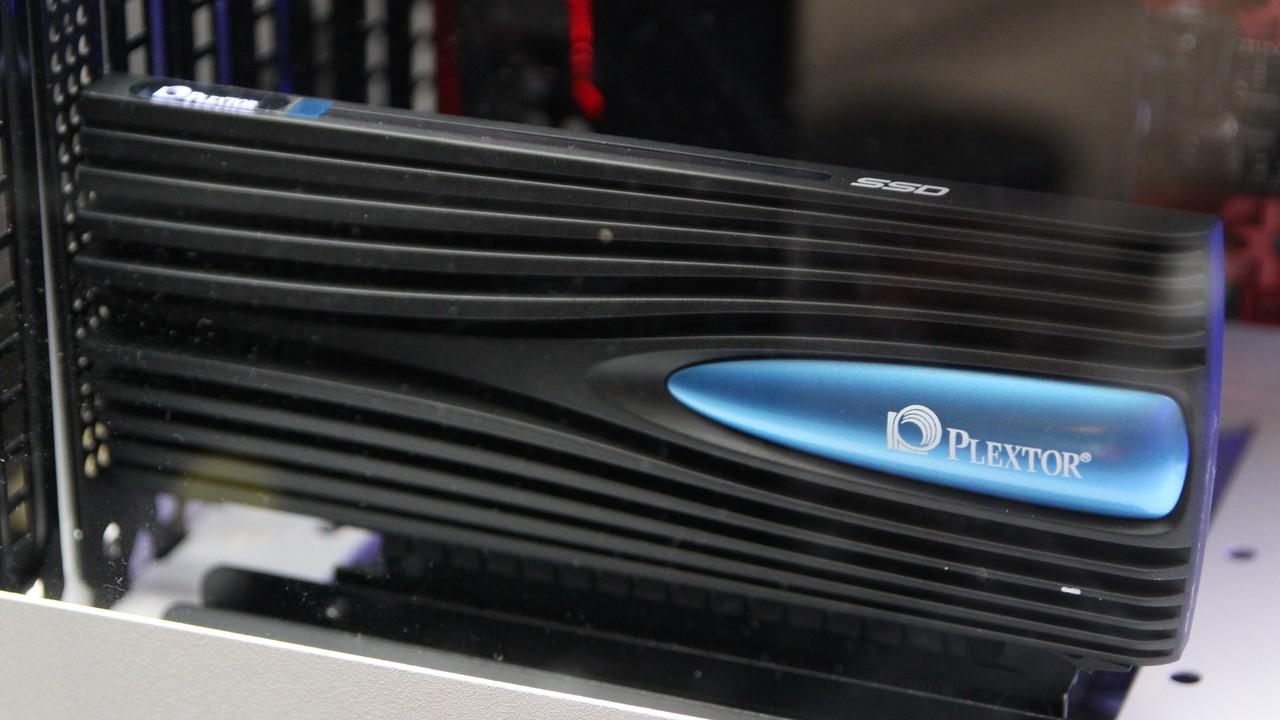 Plextor M8Se: NVMe für Einsteiger im März, 3D-NAND erst im Sommer