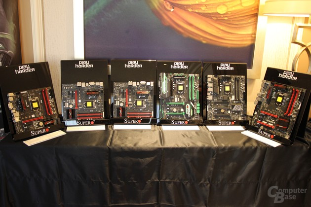 Supermicros Kaby-Lake-Mainboards zur CES 2017