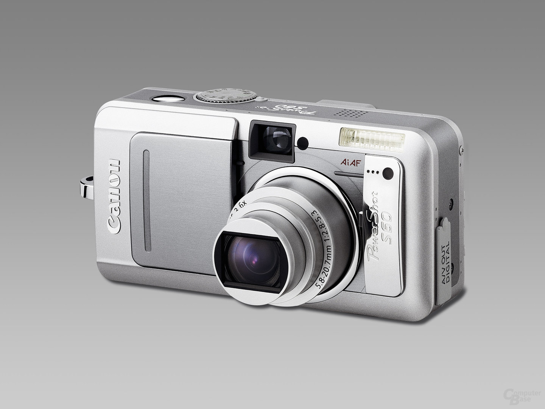 Canon S60