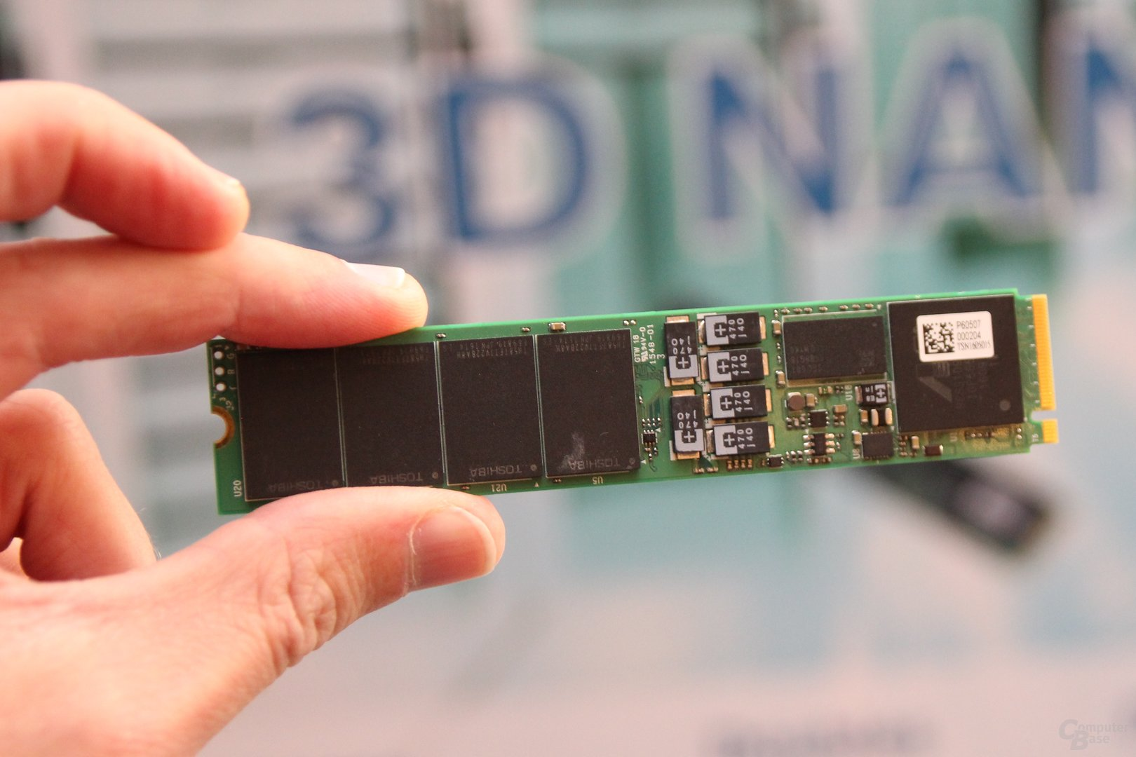 Lite-On EP3 mit 3D-NAND