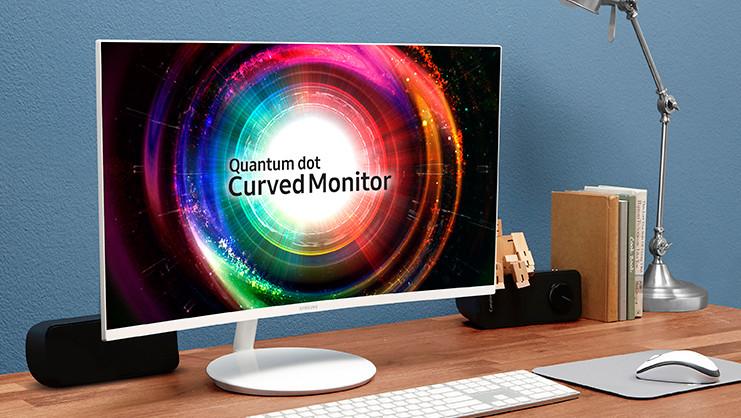 Samsung CH711: WQHD und Quantum Dots auf 27 und 31,5 Zoll