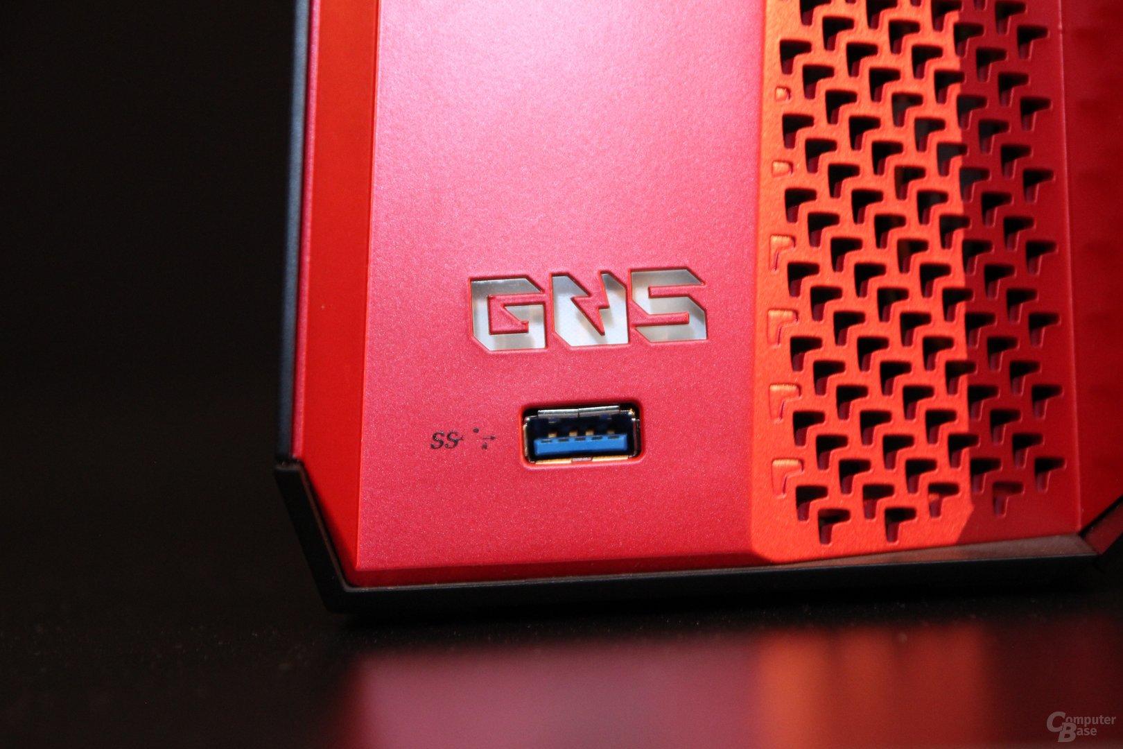 MSI GUS als externe Grafiklösung via Thunderbolt 3